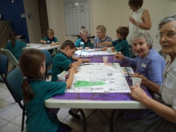 Year 1 Visit to Noosa Nursing Centre