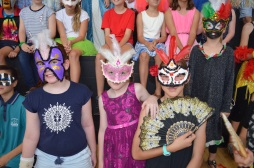 Colourful Carnevale Celebrations at Noosaville