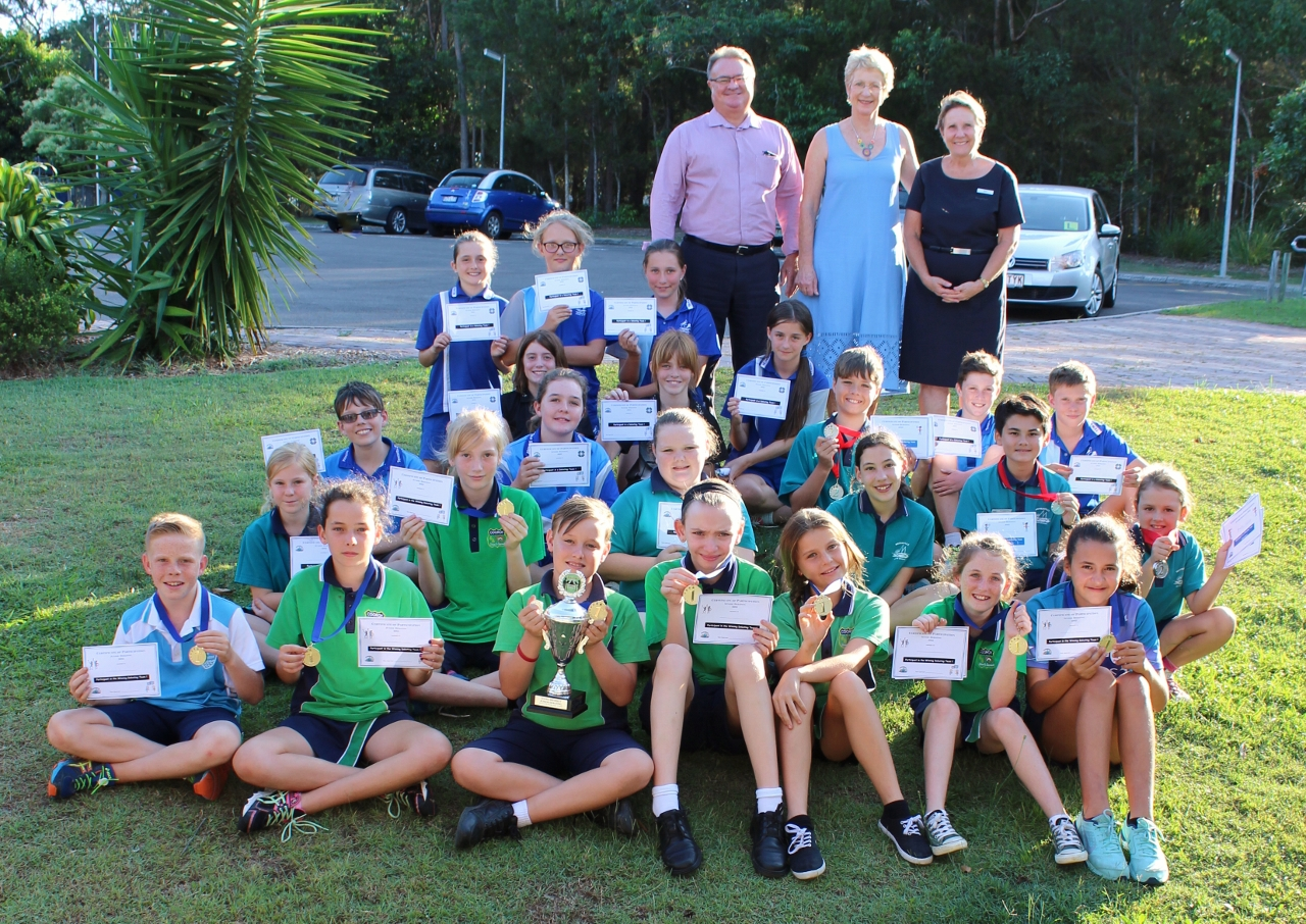 Debaters battle it out for state school title