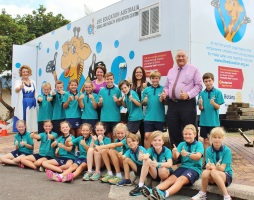 Noosa gives thumbs up to Healthy Harrold