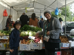 Mothers' Day at the Eumundi Markets