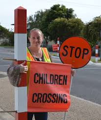 School crossing supervisor video